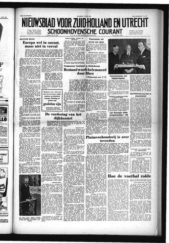 Schoonhovensche Courant 1953-06-08