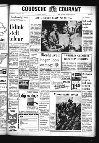 Goudsche Courant 1972-10-12