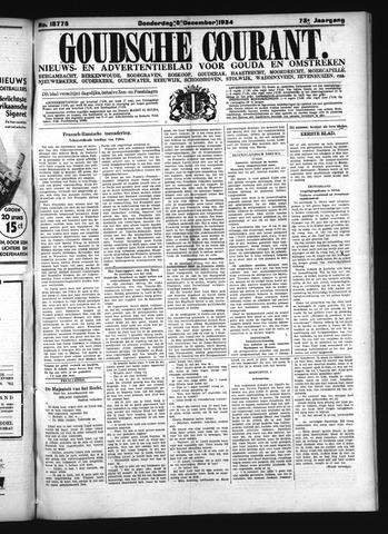 Goudsche Courant 1934-12-06