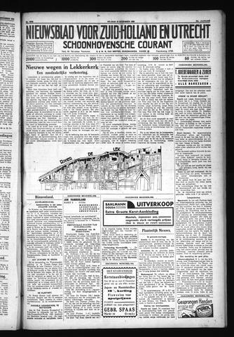 Schoonhovensche Courant 1930-12-19