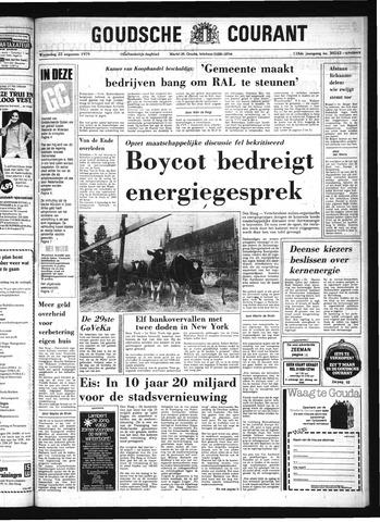 Goudsche Courant 1979-08-22
