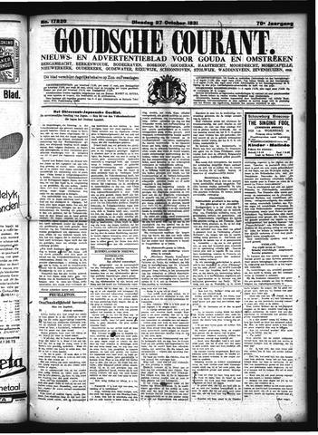Goudsche Courant 1931-10-27