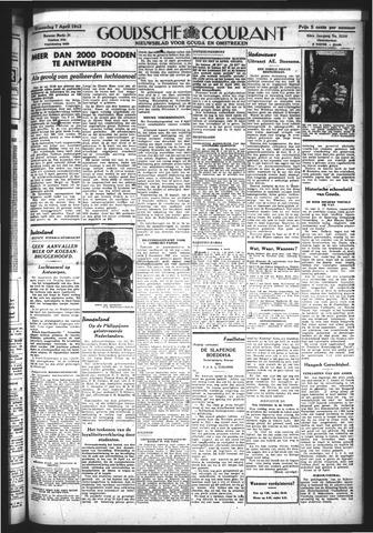Goudsche Courant 1943-04-07