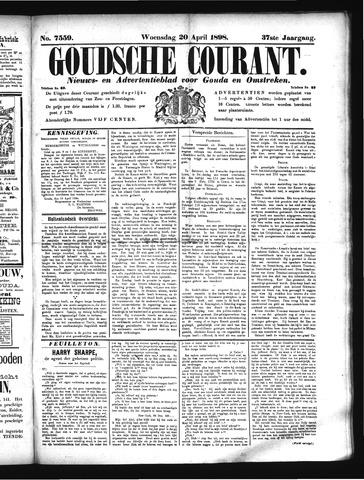 Goudsche Courant 1898-04-20