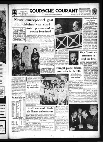 Goudsche Courant 1965-07-08