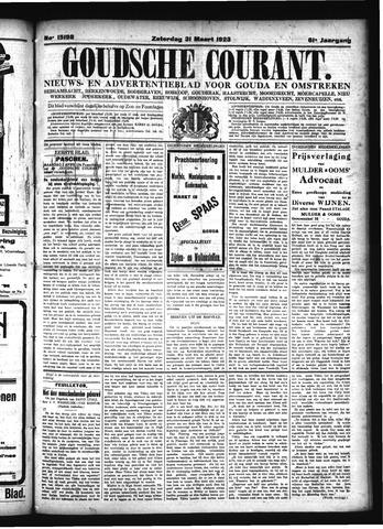 Goudsche Courant 1923-03-31