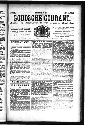 Goudsche Courant 1891-07-09