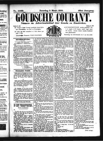 Goudsche Courant 1910-03-05