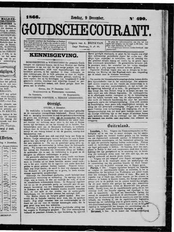Goudsche Courant 1866-12-09