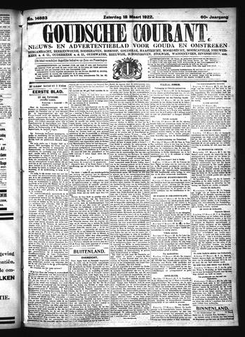 Goudsche Courant 1922-03-18