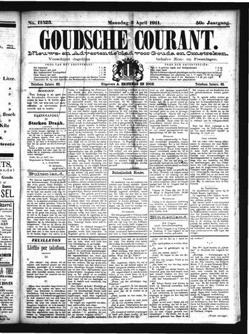Goudsche Courant 1911-04-03