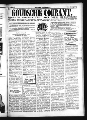 Goudsche Courant 1935-07-30
