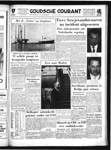 Goudsche Courant 1961-10-13