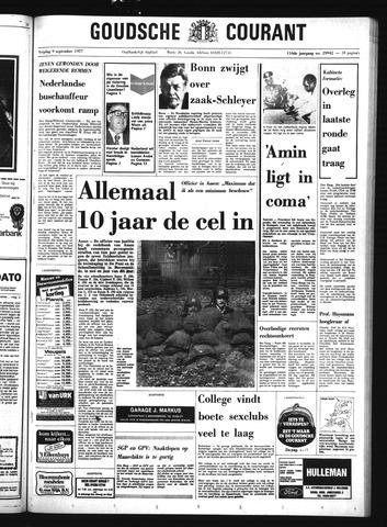 Goudsche Courant 1977-09-09