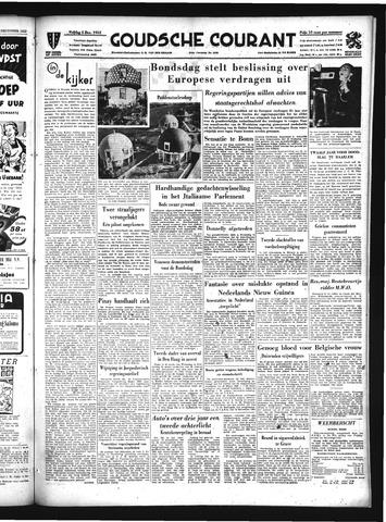 Goudsche Courant 1952-12-05