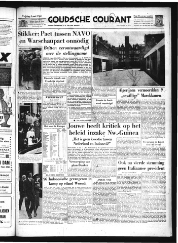 Goudsche Courant 1962-05-04