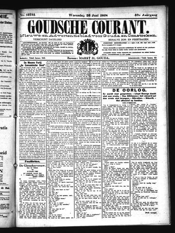 Goudsche Courant 1918-06-26