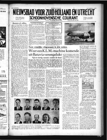 Schoonhovensche Courant 1949-07-13