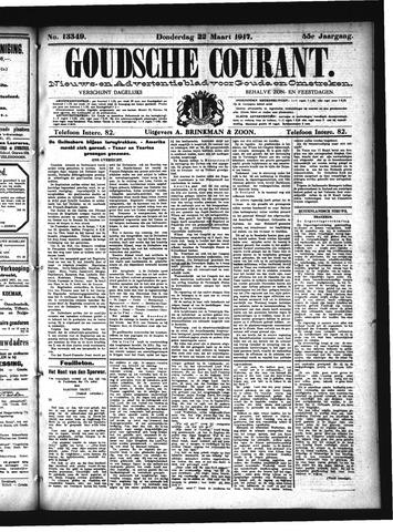 Goudsche Courant 1917-03-22