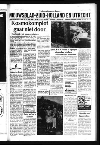 Schoonhovensche Courant 1971-09-03