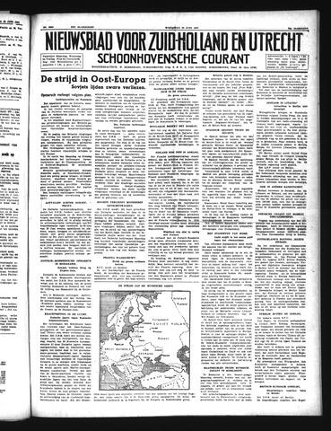 Schoonhovensche Courant 1941-06-25