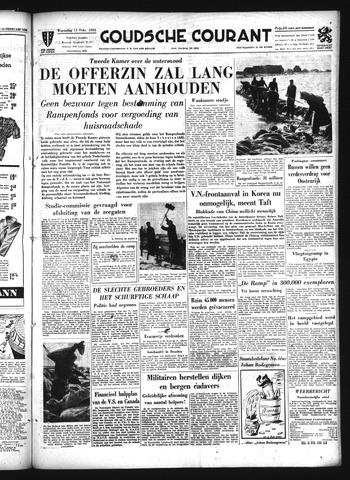 Goudsche Courant 1953-02-11