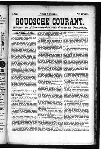 Goudsche Courant 1882-12-08