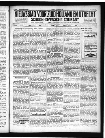 Schoonhovensche Courant 1937-11-05