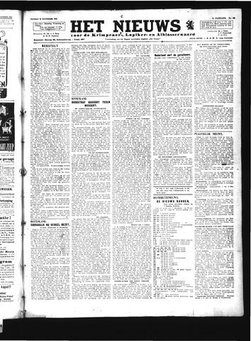 Schoonhovensche Courant 1945-11-30