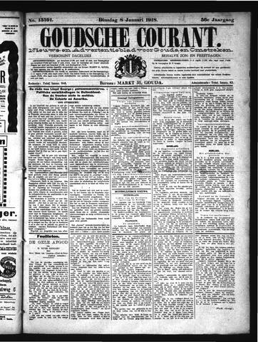 Goudsche Courant 1918-01-08