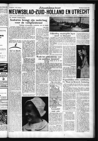 Schoonhovensche Courant 1962-01-17