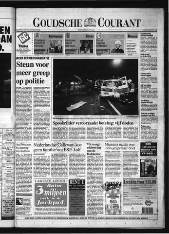 Goudsche Courant 1997-01-24