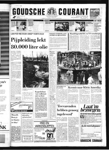 Goudsche Courant 1988-11-21