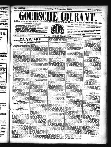 Goudsche Courant 1918-08-06