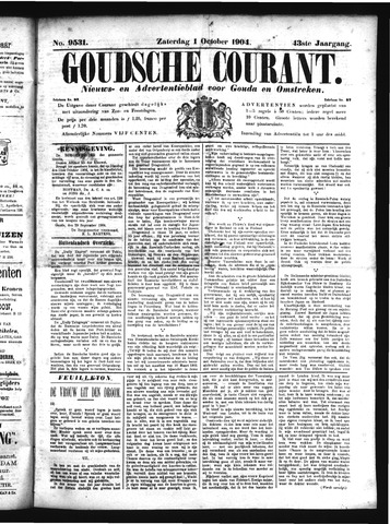 Goudsche Courant 1904-10-01