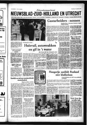 Schoonhovensche Courant 1970-08-24