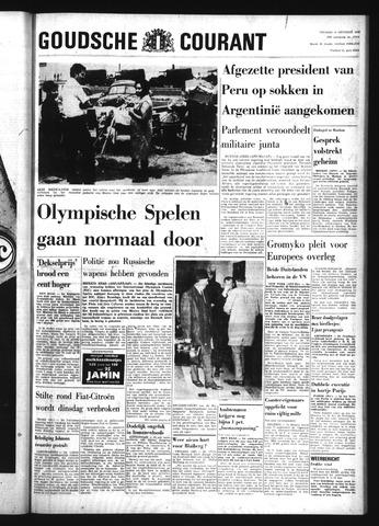 Goudsche Courant 1968-10-04