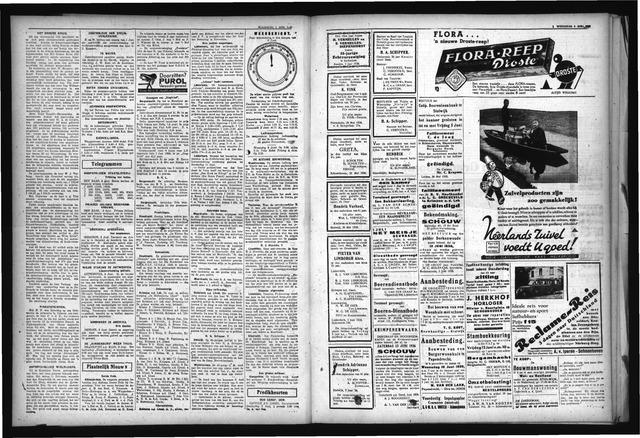Schoonhovensche Courant 1936-06-05