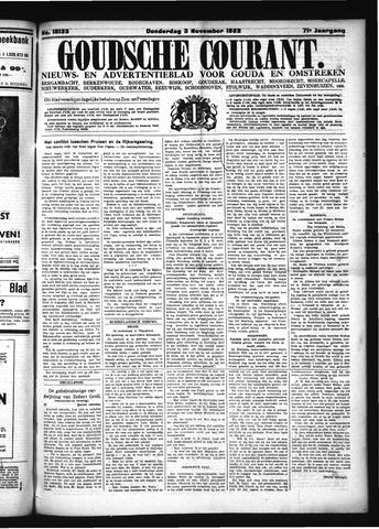 Goudsche Courant 1932-11-03
