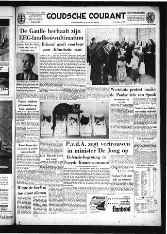 Goudsche Courant 1963-12-12