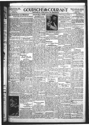 Goudsche Courant 1943-08-28