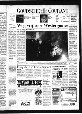 Goudsche Courant 2002-01-11