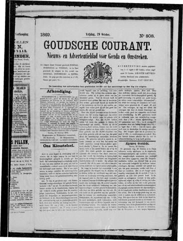 Goudsche Courant 1869-10-29