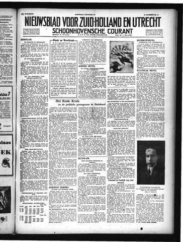 Schoonhovensche Courant 1947-12-03