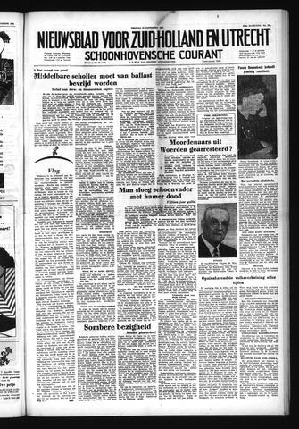 Schoonhovensche Courant 1952-12-01