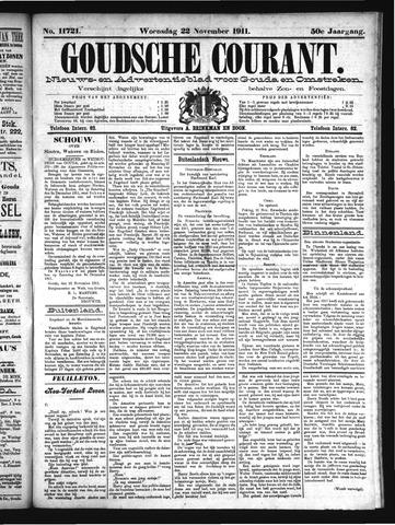 Goudsche Courant 1911-11-22
