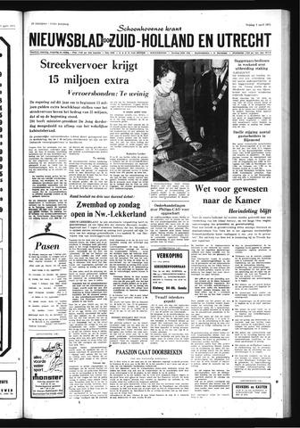 Schoonhovensche Courant 1971-04-09