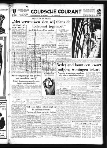 Goudsche Courant 1956-08-25