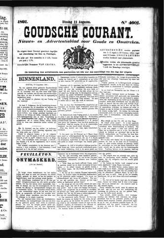 Goudsche Courant 1891-08-11