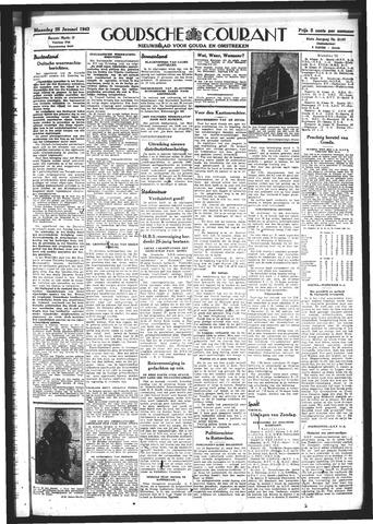 Goudsche Courant 1943-01-25